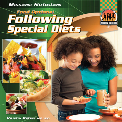 Cover: Food Options: Following Special Diets