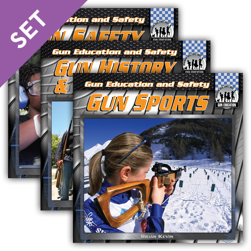 Cover: Gun Education and Safety