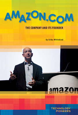 Cover: Amazon.com: The Company and Its Founder