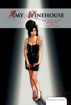 Cover: Amy Winehouse: R&B, Jazz, & Soul Musician