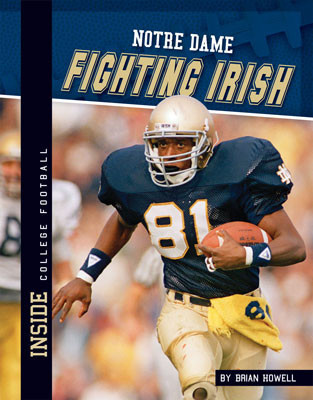 Cover: Notre Dame Fighting Irish