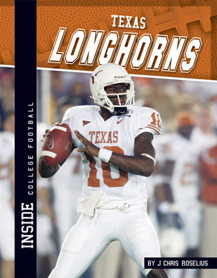 Cover: Texas Longhorns
