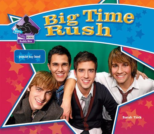 Cover: Big Time Rush: Popular Boy Band