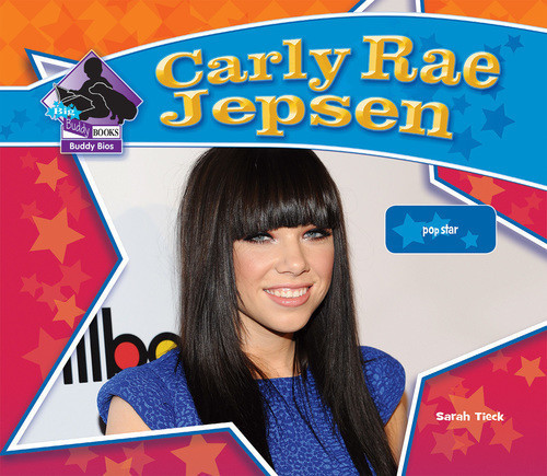 Cover: Carly Rae Jepsen: Pop Star