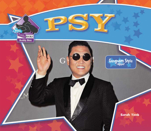Cover: PSY: Gangnam Style Rapper