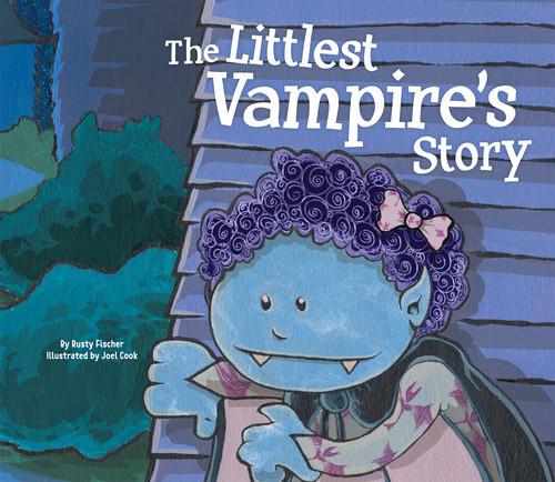 Cover: Littlest Vampire's Story