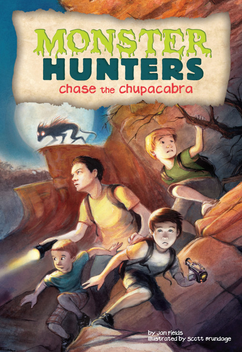 Cover: Chase the Chupacabra