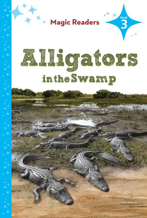 Cover: Alligators in the Swamp: Level 3