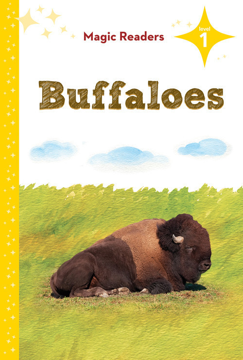 Cover: Buffaloes: Level 1