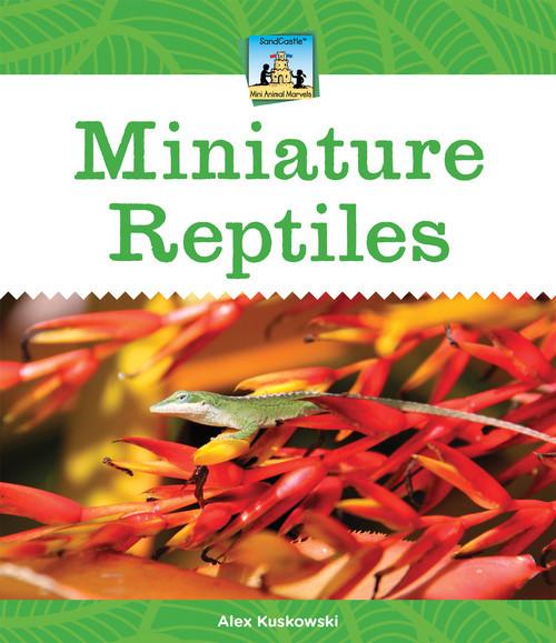 Cover: Miniature Reptiles