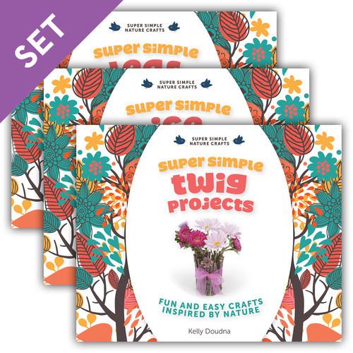 Cover: Super Simple Nature Crafts