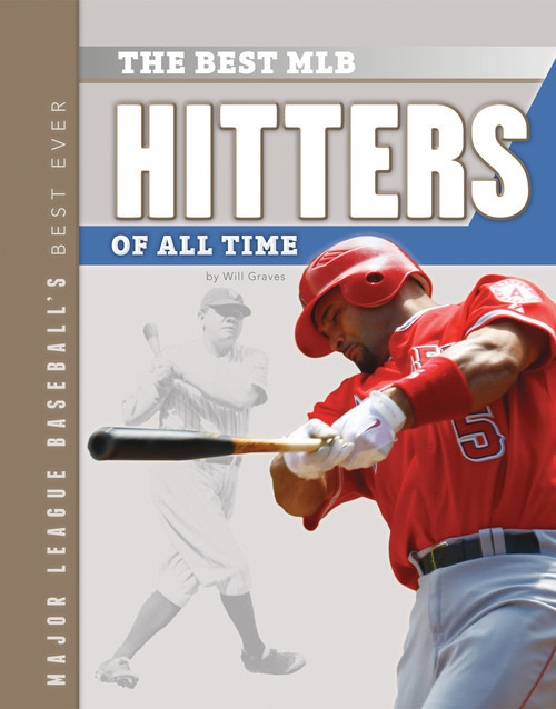 Cover: Best MLB Hitters of All Time