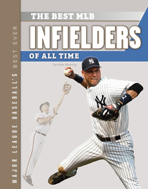 Cover: Best MLB Infielders of All Time