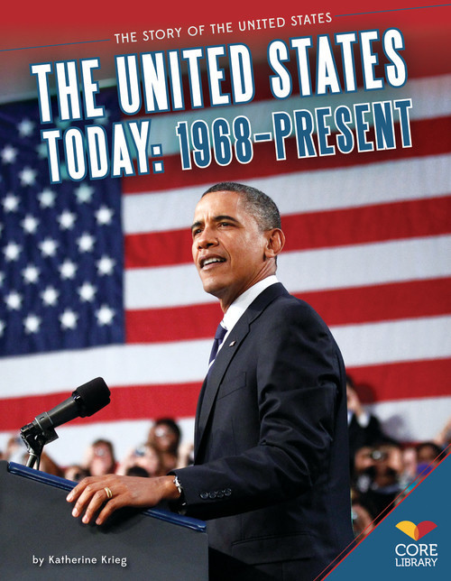 Cover: United States Today: 1968-Present