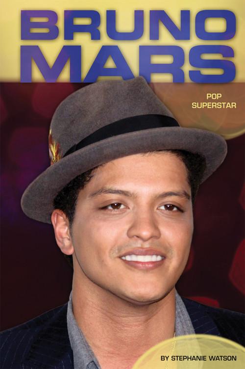 Cover: Bruno Mars: Pop Superstar