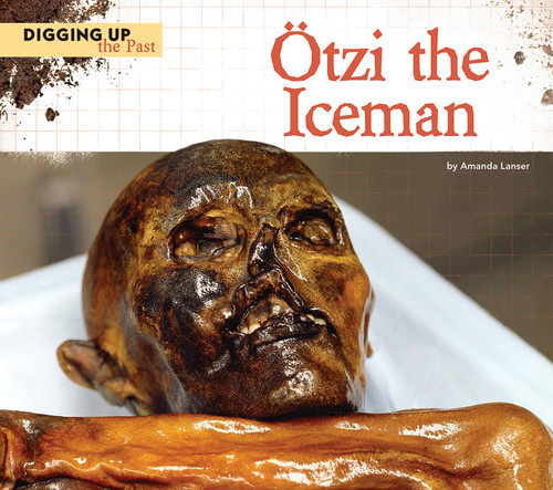Cover: Ötzi the Iceman