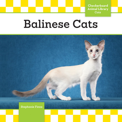 Cover: Balinese Cats