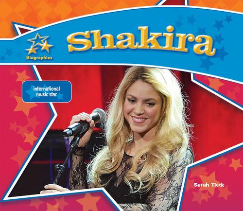Cover: Shakira: International Music Star