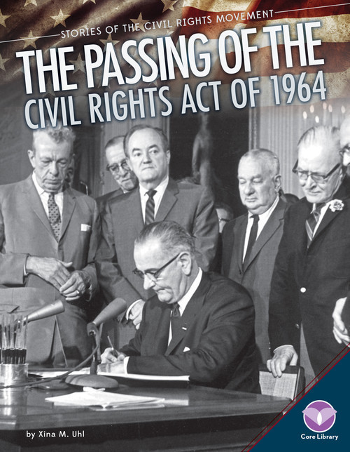 Cover: Passing of the Civil Rights Act of 1964