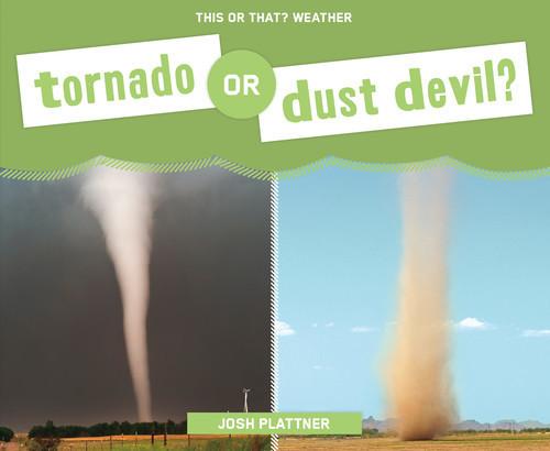 Cover: Tornado or Dust Devil?