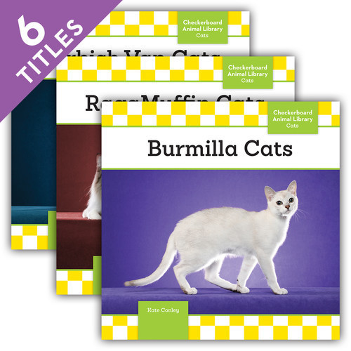 Cover: Cats Set 9