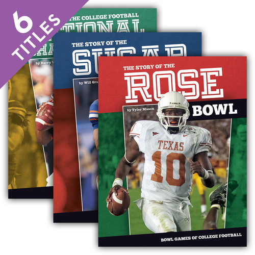Cover: Bowl Games of College Football