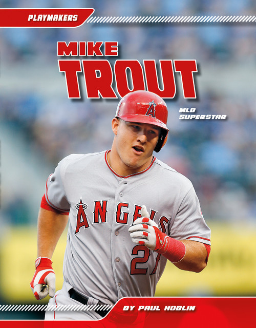 Cover: Mike Trout: MLB Superstar