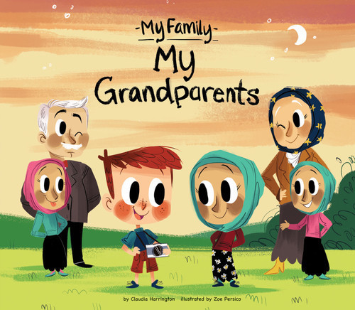 Cover: My Grandparents