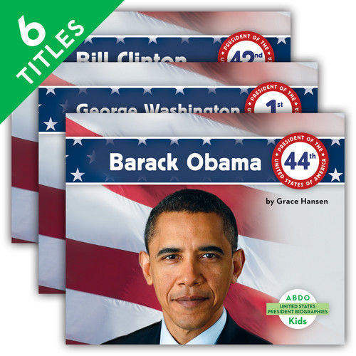 Cover: United States President Biographies