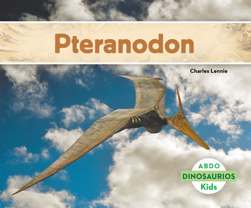 Cover: Pteranodon (Spanish version)
