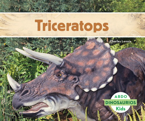 Cover: Triceratops (Spanish version)
