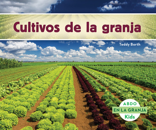Cover: Cultivos de la granja (Crops on the Farm)