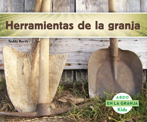 Cover: Herramientas de la granja (Tools on the Farm)