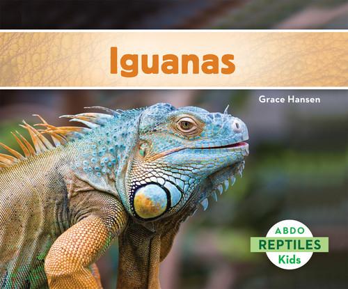 Cover: Iguanas (Iguanas)