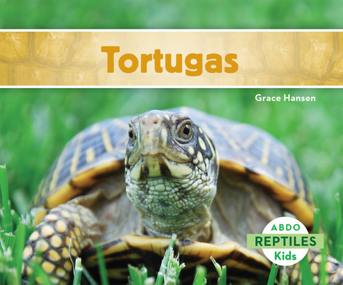 Cover: Tortugas (Turtles)