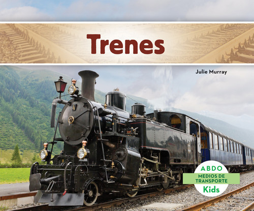 Cover: Trenes (Trains)