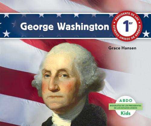 Cover: George Washington (Spanish version)