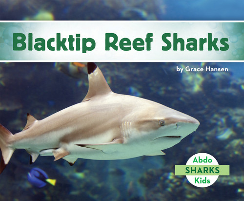 Cover: Blacktip Reef Sharks