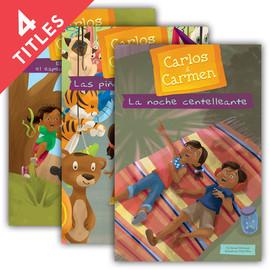 Cover: Carlos & Carmen Set 3 (Spanish)