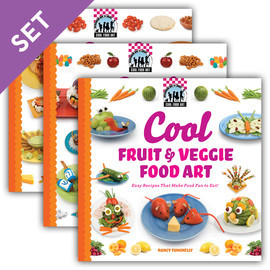 Cover: Cool Food Art