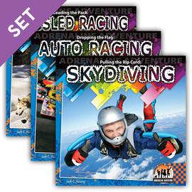 Cover: Adrenaline Adventure