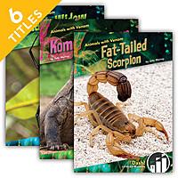 Cover: Animals with Venom - Level 1