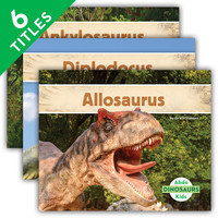 Cover: Dinosaurs Set 2