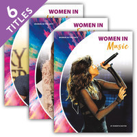 Cover: Women in the Arts