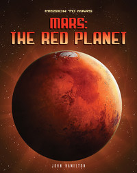Cover: Mars: The Red Planet