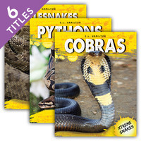 Cover: Xtreme Snakes