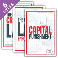 Cover: History of Crime and Punishment