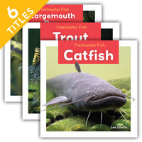 Cover: Freshwater Fish