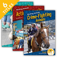 Cover: Working Animals