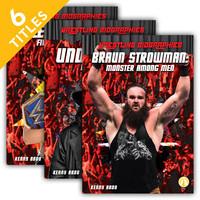 Cover: Wrestling Biographies Set 2